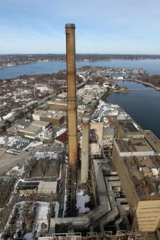 Salem Harbor, set to close in June, will be replaced by a gas-fired plant.